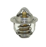 TK-11-9621 11-9621 WATER THERMOSTAT Engines:   Yanmar 235  Yanmar 353  Yanmar 388- 3TNA72  Yanmar 395   THERMO KING TS 500 / Spectrum / 600  KD I  TD I / II  MD I  RD  II / II SR This part is compatible or replaces part numbers:  Thermoking, 11-7894, 11-5047, 11-6616, 11-7020, 11-7974, 13-699 Australian after market Genuine Thermo King