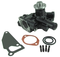 TK-13-948-AM 13-506 WATER PUMP Water Pump Thermoking 13-0948 13-948, 13948, 13-0948, 130948 13-470 13-473 13-576 13- 577 13-2269 132270 13-2270 Engines: Yanmar 2.44, 2.49, 3.66, 3.74- 3TNE72 THERMO KING TS 300 / 200  KD II  MD II / 200 / 300 This part is compatible or replaces part numbers:  , Thermoking, 11-6090, 11-9496, 13-0506, 11-8649, 811-9496, 13-506, 11-9496, 13-470, 13-948 Australian after market Genuine Thermo King For type Thermo King Diesel Engine Yanmar TK370 For Thermo King Type Unit: With the above diesel engine MD-100 met TK3'7'0 MD-200 met TK3'7'0 MD-300 met TK3'7'0 T-1000 T-1000 Spectrum T-1000R T-1080R T-1080S T-1200R T-1200R Spectrum T-500R T-570R T-580R T-600 T-600M T-600R T-680R T-680S T-800 T-800M T-800R T-800R Spectrum T-880R T-880S TS-200 met TK3'7'0 TS-300 met TK3'7'0 ThermoKing Part Description: PUMP - coolant PUMP - water PUMP - water (w/gasket) Thermo-King no. 13-0948 / 1E47983G01 Old numbers: 13-470/ 13-473/ 13-576/ 13-577