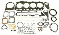 Engine Gasket Set engine Gasket Set  Engine:  - Yanmar 486, 4.86, 4,86 - 4TNE88  - Yanmar 486E, 4.86E, 4,86E  Units: SL-TCI / SLTCI / SL TCI SL-100e / SL100e  SL-200e / SL200e  SL-300 / SL300 SL-400 / SL400 SL-400e / SL400e  SB-III Magnum Whisper / SBIIIMagnumWhisper /  SB3MagnumWhisper / SB 3 Magnum Wisper LRT-I / LRTI / LRT1 / LRT 1 SB-III / SBIII / SB3 / SB 3  SB-110 / SB110 / SB 110 SB-200 / SB200 / SB 200 SB-210 / SB210 / SB 210 SB-300 / SB300 / SB 300 SB-310 / SB310 / SB 310 SB-400 / SB400 / SB 400 Super-II / SuperII / Super2 / Super 2 SGSM SGCO Spectrum DE / SpectrumDE Spectrum SL / SpectrumSL     KIT INCLUDES:  33-2932, 332932, 332-932: gasket - cylinder head x 1   33-1500, 331500, 331-500: gasket x 1  33-1953, 331953, 331-953: O-ring - fuel injection pump x 1  11-8935, 118935, 118-935: seal - valve stem (exhaust) x 4  11-8934, 118934, 118-934: seal - valve stem (intake) x 4 11-8937, 118937, 118-937: protector - nozzle x 4  11-6707, 116707, 116-707: seat - nozzle x 4  33-2935, 332935, 332-935: gasket - valve cover x 1 33-2764, 332764, 332-764: gasket x 1  33-2936, 332936, 332-936: gasket - intake manifold x 1  33-2937, 332937, 332-937: gasket - exhaust manifold x 1  11-9250, 119250, 119-250: gasket - oil pump x 1  33-2938, 332938, 332-938: gasket x 1  33-2931, 332931, 332-931: gasket x 1  33-3096, 333096, 333-096: gasket - water pump (low mount) x 1  33-3259, 333259, 333-259: gasket - water pump (high mount) x 1  33-3097, 333097, 333-097: gasket - thermostat case x 1  33-2767, 332767, 332-767: gasket - thermostat x 1  33-2768, 332768, 332-768: gasket - thermostat x 1  33-2765, 332765, 332-765: gasket - air heater x 1  33-2934, 332934, 332-934: gasket - flange x 1  55-4733, 554733, 554-733: gasket - round (10) x 2 or 55-8620, 558620, 558-620: gasket (12) x 2 or 33-1975, 331975, 331-975: gasket (12, round) x 2 or 55-4622, 554622, 554-622: washer - sealing (8) x 9  33-3512, 333512, 333-512: o-ring (12.0) x 3 (33-1729, 331729, 331-729) or 33-1910, 331910, 331-91