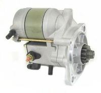 Starter: Tri-Pac (Yanmar 270 Engines, Tier 1, Pre-July 2006) THERMO KING Tripac This part is compatible or replaces part numbers:  Thermo king, (45-2176) Australian after market parts STARTER: Tri-Pac (Yanmar 270 Engines, Tier 1, Pre-July 2006)  STARTER ASSEMBLY TRIPAC APU DENSO  45-2176, 452176, 845-2176, 8452176