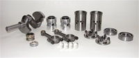 TK-X214C X214C X214 REBUILD KIT CRANK AND RODS X214 Overhaul Compressor Kit with New Crankshaft and Conn Rods Australian after market Genuine Thermo King
