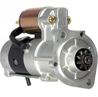 STARTER MOTOR  Engine: CT4-134DI Tier 4  CARRIER Genesis 1000 / TM900  Extra XT /  X4 7300 / 7500  Ultima XTC  ULTRA XL / XTC / XT  X2 1800 / 2100 / 2100A / 2100R / 2500A / 2500R This part is compatible or replaces part numbers:  Carrier, 25-39476-00, 25-39476-00SV Australian after market part