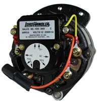 ALTERNATOR 105 AMP CARRIER Genesis R70 / R90 / 1000 / TM800 / TM900 This part is compatible or replaces part numbers:  Carrier, 30-00409-00, 30-00409-03, 30-00409-09, 30-00409-11, 30-00409-63 Australian After market part Total Parts is a wholesale transport refrigeration company. We are a supplier for original OEM and Aftermarket parts, based in Adelaide, South Australia.We specialise in shipping to all states and territories across Australia. We offer a wide range of service and replacement parts for Thermo King and Carrier transport refrigeration units. We also hold a diversity of stock, due to customer demand, as many companies have mixed fleets of van, truck and trailers fitted with different manufacturer's refrigeration units, covering a spectrum of varied temperature applications. Our goal is to provide our customers with a wide range of choice of original OEM products, along with the very best aftermarket product available. We also pride ourselves with competitive prices!  The  totalparts.com.au online website is designed to provide customers, with a fast and efficient way of finding your product. Our one stop shop!  Our priority is to keep our customers 100% satisfied on all levels. If for any reason that we do not meet your expectations, or you can not find what you are looking for, please do not hesitate to contact us on 1300 286 825. Or email us at contact@totalparts.com.au.