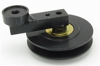 PULLEY IDLER WITH ARM X2 XTC CARRIER Genesis 1000  X4 7300 / 7500  Ultima XTC  ULTRA XL / XTC / XT This part is compatible or replaces part numbers:  50-01152-00, 500115200, 50-0115200, 50-00207-00, 500020700, 50-0020700 Australian after market part