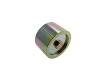 PULLEY SMOOTH W/BOLT ASSY  ø 68 x 42 mm / Bolt 10 mm THERMO KING SLX 400 SLX Whisper / 400e / 300 / 200 / 400 50 / Spectrum / 100 This part is compatible or replaces part numbers:  Thermoking, 77-3072, 773072, 773-072 773186, 77-3186, 773-186 Australian after market part