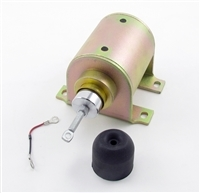 Solenoid Assembly for T-600, T-800, T-1000, T-1200 Includes: AFTER MARKET PARTS Units:Thermo King 41-9081 419081 419-081  T-600/ T600  T-800/ T800  T-1000/ T1000  T-1200/ T1200 TS-500 TS500  Boot Plunger w/eye bolt Solenoid