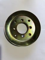 THERMO KING 77-1810 771810 700216 70-0216 70-216 70-216 772397 77-2397 For Thermo King Type Unit: King of the Road McTRL-I 30, 50 & 30 TC RMN-II SR SB Classic SB-100 30 SB-110 30 SB-110 Tier 2 Engine SB-110+ 30 SB-190 30 SB-210 SB-210 Tier2 SB-400 30 SB-400 Tier 2 Engine SB-III 640 TC met di2'2 Engine SB-III HTP-© SB-III Magnum Whisper SB-III Mt met D2'0'1 SB-III S SR met se2'2 Engine SB-III S+ met se2'2 Engine SB-III SLE EEC met D2'0'1 SB-III SLE Max EEC met D'2'0'1 SB-III SR met D2'0'1 SB-III SR MP IV Met D2'0'1 SB-III SR MP+ met D2'0'1 SB-III TG VI EEC met D2'0'1 SB-III Whisper 25K SB-III Whisper Performance SPECTRUM DE 2 & 3 Super-II H.TP© Super-II MAX met 2.2 Engine ThermoKing Part Description: PULLEY PULLEY - fan drive PULLEY - fan drive (before 2/96) PULLEY - fan drive (R12 convertible 30s) PULLEY - fan drive (R134a) PULLEY - fan driver Thermo-King no. 70-0216 Old numbers: 77-1810/8472C69H01 77-2397/8472C69H0
