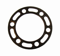 Gasket to shaft seal