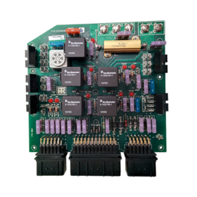 Relay Board uP IV+ (41-3411)