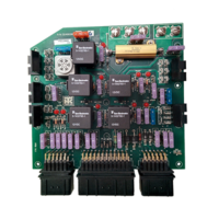 RELAY BOARD uP IV+ Thermoking 41-3411 413411 AFTER MARKET THERMO KING SB 100 SB I-III SB III SL 100 / 200 / 100e / 200e This part is compatible or replaces part numbers: Thermoking, 41-3411, 413411, 41-0737, 41-1155, 41-2071, 41-3059, 41-3411, 41-3412, 41-3727, 41-505 Australian after market parts THIS IS A REMANUFACTED PART