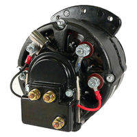 Alternator 90amp 12V THERMO KING RD II TS Spectrum This part is compatible or replaces part numbers: 449-716 Australian after market parts Alternator REPLACEMENT 90A Voltage: 12V Unit: RD-II 50 TCI-Z RD-II TCI-Z EEC w/TK 3.95 Engine RD-II TLE RD-MT RDB-II SPECTRUM TS-500 URD 25DG URD-III 25DG URD-III 25DG w/3.95 Engine Catalog Number: Thermo king 41-2705, 412705, 412-705 44-9716, 449716, 449-716 OE: 8MR2195TA, 110-637, 110-638, 8MR2347, 8MR2348, 66021624, 66021624 AB-00252R, AB00252R AB-00253R, AB00253R 9120060023 9120060027 9120060028 9120060038 AL927X AL929N AL929X 573110902 12223 12224 44-8950, 448950 44-9562, 449562 44-9570, 449570 44-9571, 449571 449716 5D33839G01 5D37920G01 5D38603G01 5D38604G01 Alternator regulator: 44-9143, 449143