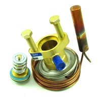 TXV (LESS FLANGE)(R404A)  Expansion valve TLE3  Gas: R404A  Units: Ultra This part is compatible or replaces part numbers:  Carrier, 14-01104-36, 140110436, 14-0110436 14-01104-25, 140110425, 14-0110425 14-01104-22, 140110422, 14-0110422 AFTER MARKET AUSTRALIA otal Parts is a wholesale transport refrigeration company. We are a supplier for original OEM and Aftermarket parts, based in Adelaide, South Australia.We specialise in shipping to all states and territories across Australia. We offer a wide range of service and replacement parts for Thermo King and Carrier transport refrigeration units. We also hold a diversity of stock, due to customer demand, as many companies have mixed fleets of van, truck and trailers fitted with different manufacturer's refrigeration units, covering a spectrum of varied temperature applications. Our goal is to provide our customers with a wide range of choice of original OEM products, along with the very best aftermarket product available. We also pride ourselves with competitive prices!  The  totalparts.com.au online website is designed to provide customers, with a fast and efficient way of finding your product. Our one stop shop!  Our priority is to keep our customers 100% satisfied on all levels. If for any reason that we do not meet your expectations, or you can not find what you are looking for, please do not hesitate to contact us on 1300 286 825. Or email us at contact@totalparts.com.au.