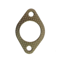 Exhaust muffler gasket