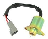 SOLENOID - STOP / COIL FUEL SHUT-OFF Engine: Yanmar 2.49 / 3.74 / 3.88 / 3.95 / 4.82 / 4.82E / 4.86 / 4.86E / 4.86V Thermo king 41-9100 41-4306 41-6383 41-7886 416383 42-0100 420100 42-100 42100 AFTER MARKET PARTS SA-4920 41-6383